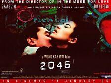 2046 Movie POSTER 30x40 Tony Leung Chiu Wai Li Gong Takuya Kimura Faye Wong