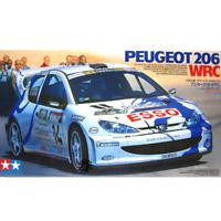 Tamiya 24221 Peugeot 206 WRC 1/24