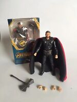SHF S.H.Figuarts Marvel Avengers Infinity War Thor PVC Action Figure Gift In Box