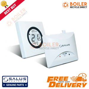 Salus ST620WBC Wireless Programmable Room Thermostat for Worcester Boilers New