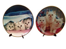 Franklin mint cats collectibles
