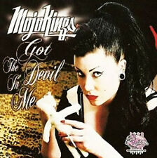 MOJO KINGS Got The Devil In Me CD - NEW - rockabilly