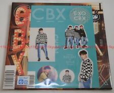 EXO CBX GIRLS Live Venue Chen Limited Edition CD Japan