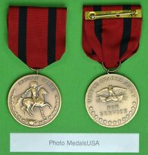 Indian Wars Medal U.S. Campaign Medal - Army service from 1865 to 1891