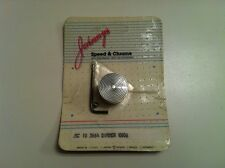 Johnny's Speed And Chrome NOS Brushed Aluminum Dimmer Knob -NEW- #563A