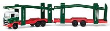 TY86652 Corgi Super Haulers Eddie Stobart Car Transporter Die-cast Models 1:64