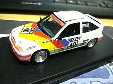OPEL Kadett E GSI DTM Tourenwagen Strycek #40 1989 Kissling UMBAU buildet  1:43