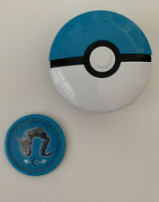 2019 McDonalds POKEMON Happy Meal Toy Promo #2 ONIX Go Disk Shooter