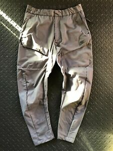Nike Tech Pack Cargo Pant ACG Errolson Hugh MMW Anthracite Grey Graphite 32 $140