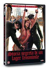 KWEI CHIH-HUNG STORIA SEGRETA DI UN LAGER FEMMINILE 1973 DVD NUOVO MOSAICO MEDIA