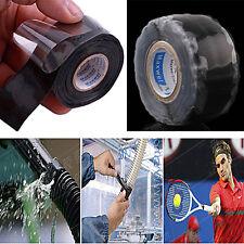Ruban Tape Bande Réparation Fil Câble Tuyau Tube Silicone Etanche Auto-adhésif