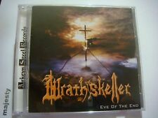 WRATHSKELLER–Eve Of The End LIM. 500 Metal Church, Deadly Blessing Glacier 2016