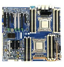 HP Z820 Workstation System Motherboard 708464-001 Intel LGA2011 DDR3 618266-002