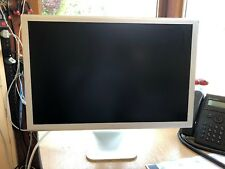 "Apple A1082 Cinema HD Display 23"" Widescreen LCD Monitor - No PSU so  UNTESTED"