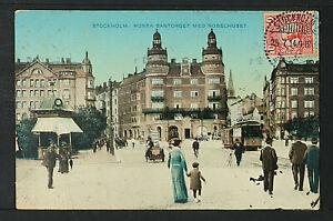 SWEDEN 18-STOCKHOLM -Norra Bantorget med Nobelhuset (1914)