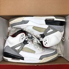 Nike Air Jordan Spizike White Cement Size 10.5 315371 101 Retro III IV V VI XI