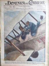 La Domenica del Corriere 15 Novembre 1925 Binda Steele Girardengo Ciclismo Tokyo