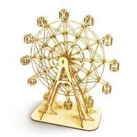 KIGUMI Ki-gu-mi Wooden Art - Ferris Wheel