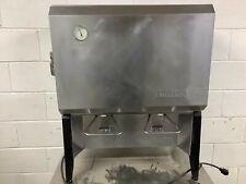 Dual Valve Milk Dispenser Silver King Sk10maj Refrigerated 115 Volts Tested