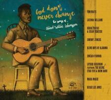 God Don't Never Change: The Songs Of Blind Willie Johnson [CD]