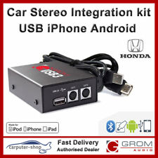 GROM Audio USB3 MP3 iPhone Android Interface for HONDA ACCORD CIVIC JAZZ #MBUS
