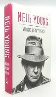 Neil Young WAGING HEAVY PEACE  1st Edition 1st Printing