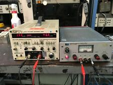 HP Agilent 6289A 0-40V 0-1.5A DC Power Supply LOAD TESTED