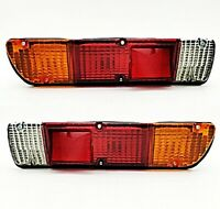 Tail Light Lamps Set LH / RH For DATSUN 620 Pickup 1500-1600 CC.Year 1972-1979