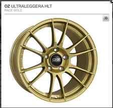 OZ Alufelge Ultraleggera HLT 8,5 x 20 Race Silver oder Weiss/Gold/Rot/Graphit