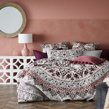 Home Republic Soleil Quilted Bedlinen Berry Quilt Cover