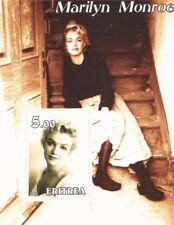 2002 Actress Marilyn Monroe - Stamp Souvenir Sheet - 5A-030