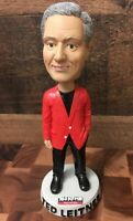 SUPER RARE 2007 Ted Leitner 760 KFMB Bobble Head Bobblehead Excellent Condition