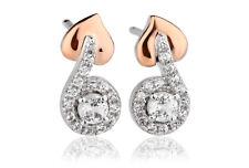Clogau Tree of Life Vine Stud Earrings 3STLWPVE