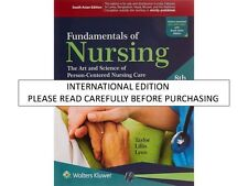 Fundamentals of Nursing : The Art and Science of Person-Centered Nuring Care, 8e