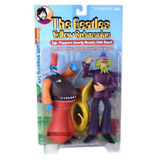The Beatles 2000 McFarlane Yellow Submarine S2 Sgt Pepper George Harrison Figure