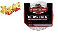 MEGUIARS DA Microfiber Cutting Disc 6 Pair Supplied DMC6