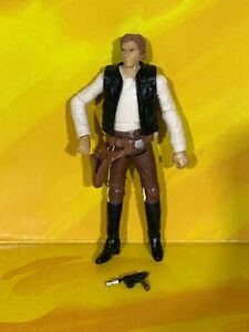 Star Wars - Legacy Collection Loose - Han Solo (Shield Generator Assault)