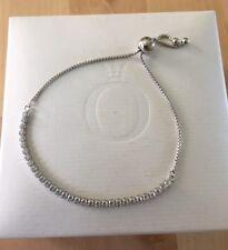 Pandora Pulsera de cadena de plata esterlina con gas 590524CZ