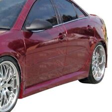 For Pontiac G6 05-10 AIT Racing CPT Style Fiberglass Side Skirts Unpainted