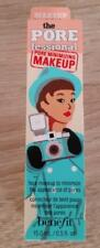 Benefit The Porefessional Makeup No.2 Beige 15ml New Boxed 100% Genuine