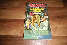 MAD Taschenbuch # 18 -- MADs grosses MONSTER-BUCH (Würg..) // von Al Jaffee 1974