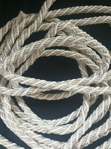 Houles Trimmings. Les Marquises decorative 10mm cord. 5.2 metres.