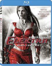 ELEKTRA New Sealed Blu-ray Director's Cut Jennifer Garner