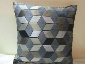 Designers Guild Fabric Baluchar Graphite Cushion Covers