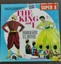Ken Films Super 8 Colour Sound 'The King & I' selected scenes 20th Century Fox