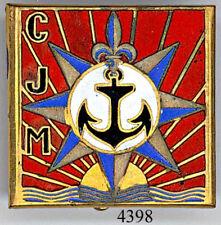 4398 - CHANTIER DE JEUNESSE - C.J.M