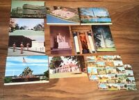 12 Washington DC Postcards 60's 70's White House Watergate Military Architecture