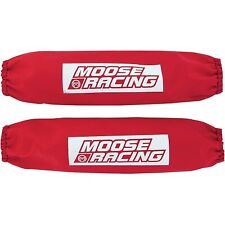 Moose Racing - 501-D - Shock Cover, Red Yamaha,Kawasaki,Honda Raptor 660R 4x2,Bl