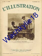 L'illustration n°4724 du 16/09/1933 Sionisme Palestine Pourrat Gilles de Rais