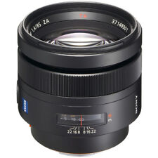Sony Planar T* 85mm f/1.4 ZA Lens for Sony A Mount